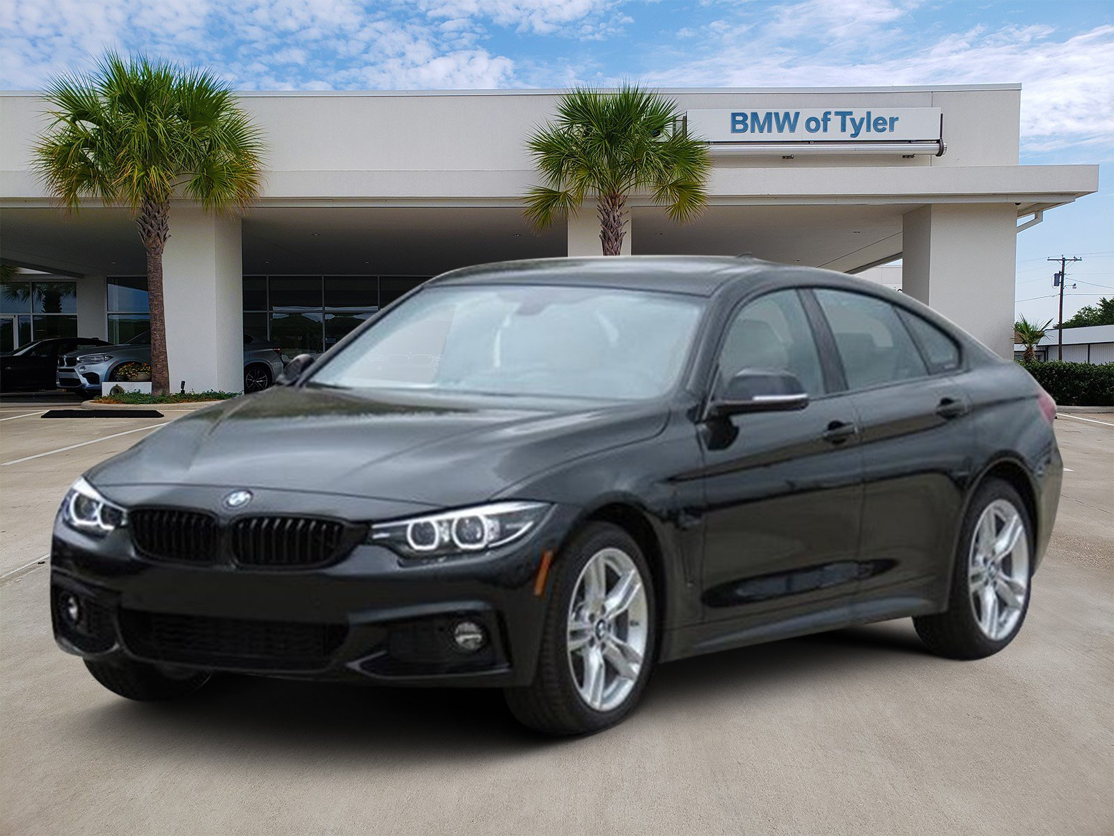Loaner 2018 BMW 4 Series 430i xDrive