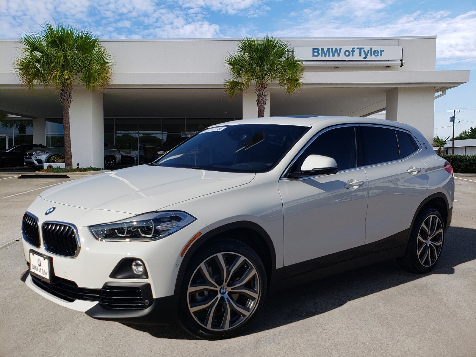 Certified Pre-Owned 2018 BMW X2 sDrive28i