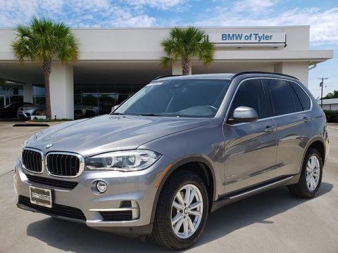 Certified Pre-Owned 2015 BMW X5 xDrive35i